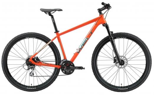 WELT Велосипед  Rockfall 3.0 SRT 27 2021 Orange (US:S)