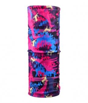 Crazy Бандана, велосипедный шарф (см:49/24) (Scarves80)